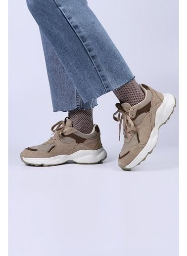 Female Project Sneakers Bej